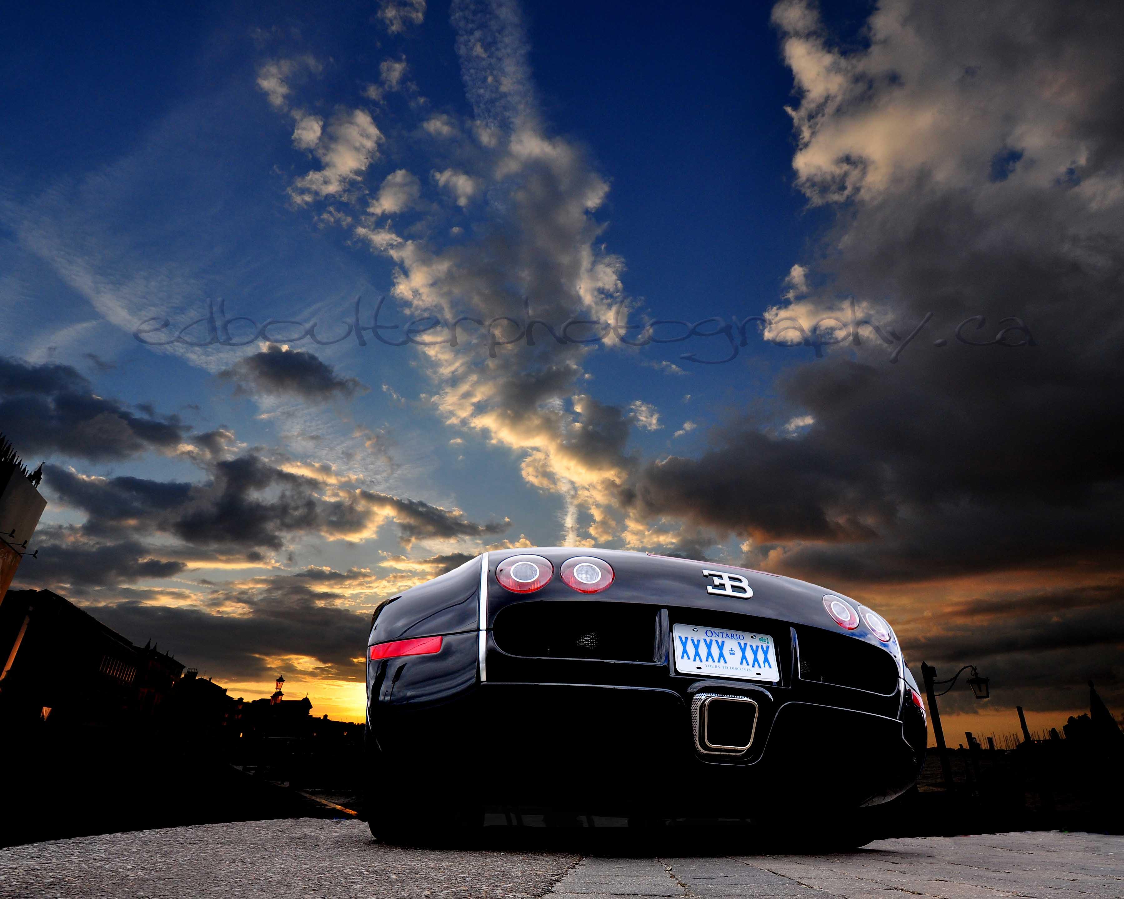 The Bugatti Venice