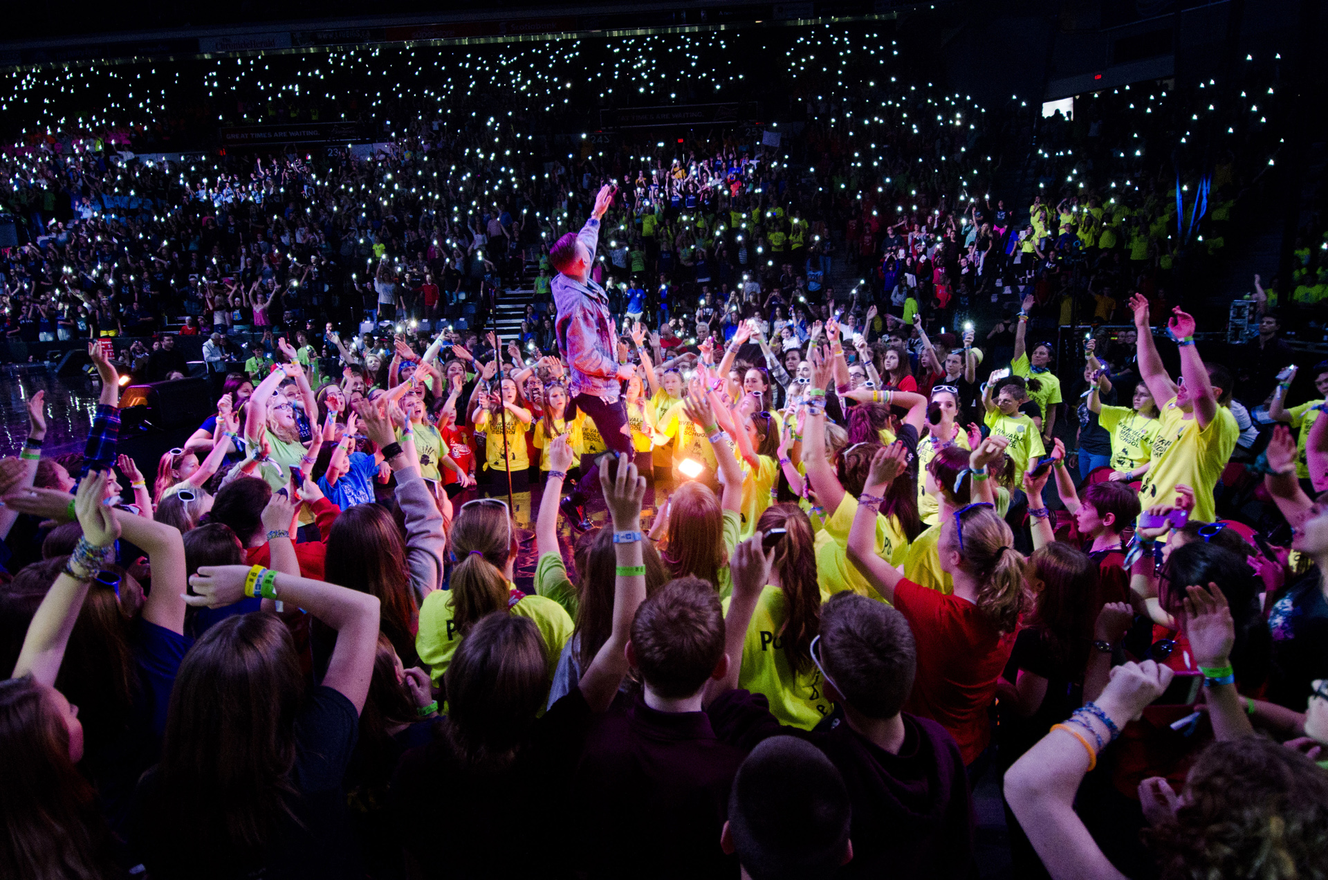 SonReal We Day Atlantic Canada, 2015